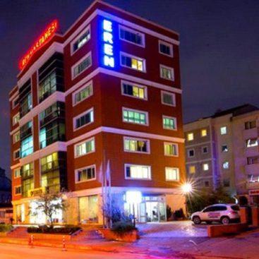 Ataşehir Özel Eren hastanesi asansör projemiz
