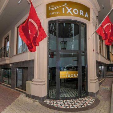 ixora bomonti hotel şişli istanbul